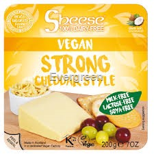 Sheese Strong Cheddar 200g