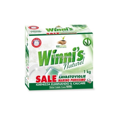 Sól do zmywarki 1kg Winni's