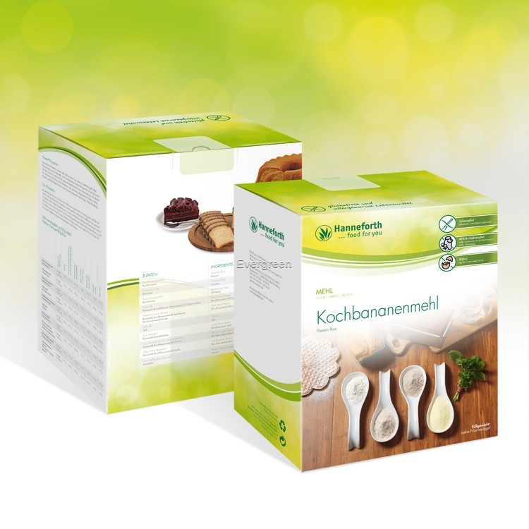 Mąka z bananów warzywnych (plantanów) 1kg. Promo
