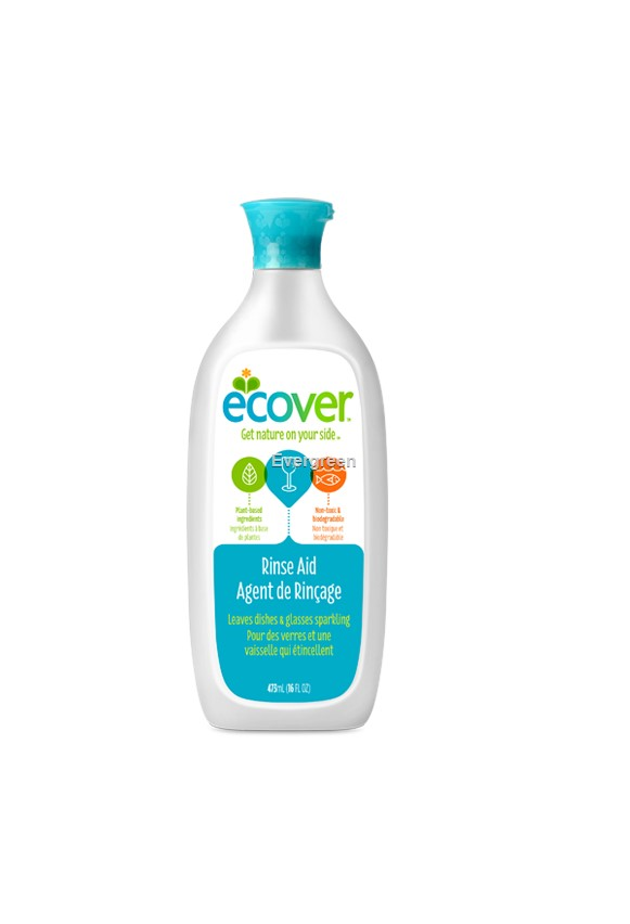 ECOVER nabłyszczacz do zmywarek 500ml