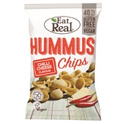 Chipsy hummus chili & cheese 135g